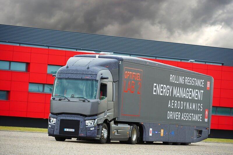 Renault Trucks PV