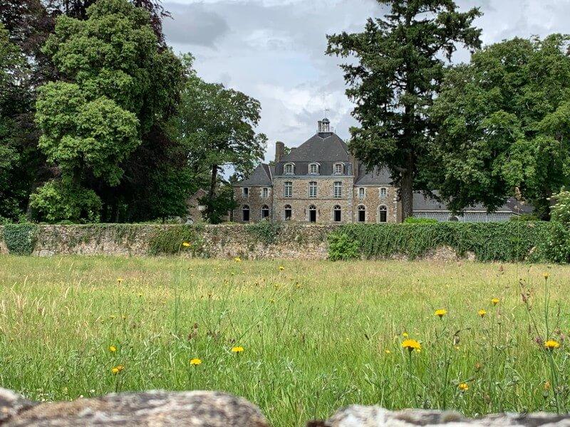 Le Château vue Sud