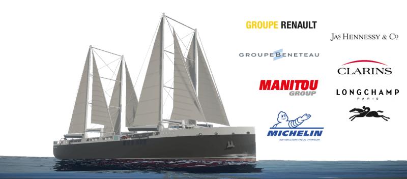 Nos premiers chargeurs, pionniers de la transition énergétique du transport maritime à la voile