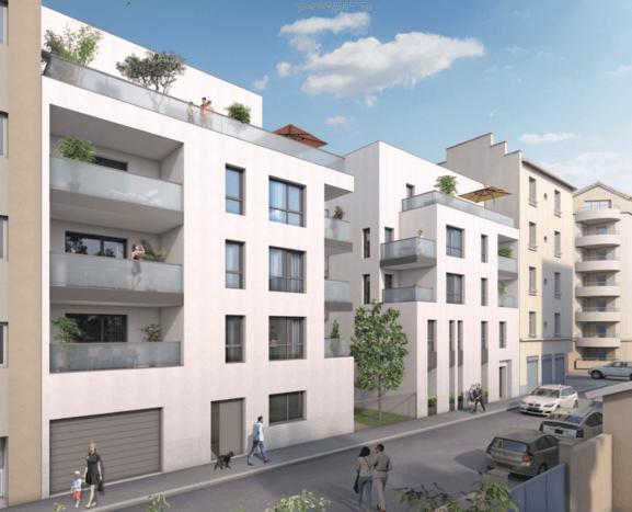 Villa Urbana - Perspective Rue