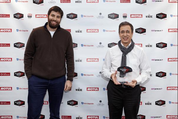 WATTPARK obtient le prix de la Startup de l'année 2020 des Automobile Awards