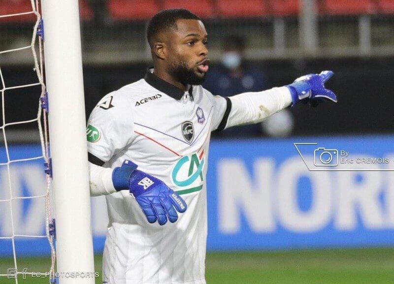 Hillel Konaté ( Valenciennes , Ligue 2)