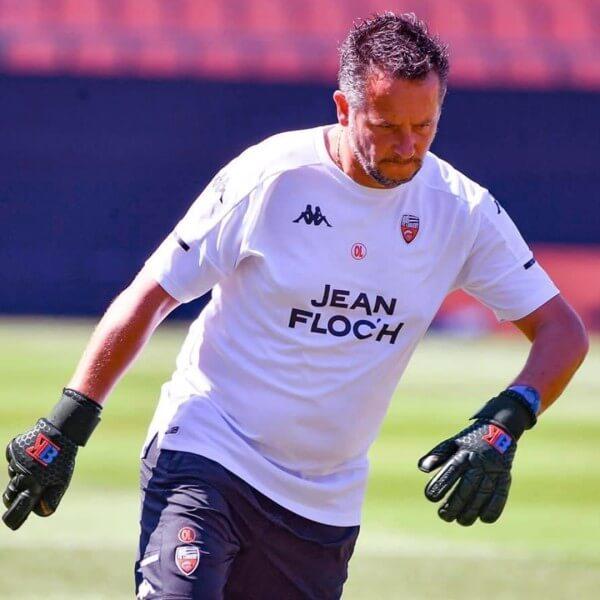 Olivier Lagarde (Coach FC Lorient Ligue 1)