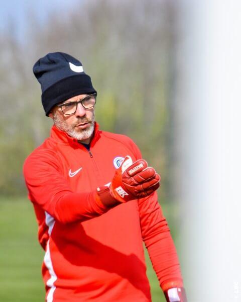 Stéphane Porato ( Ancien gardien OM, Monaco et équipe de France)