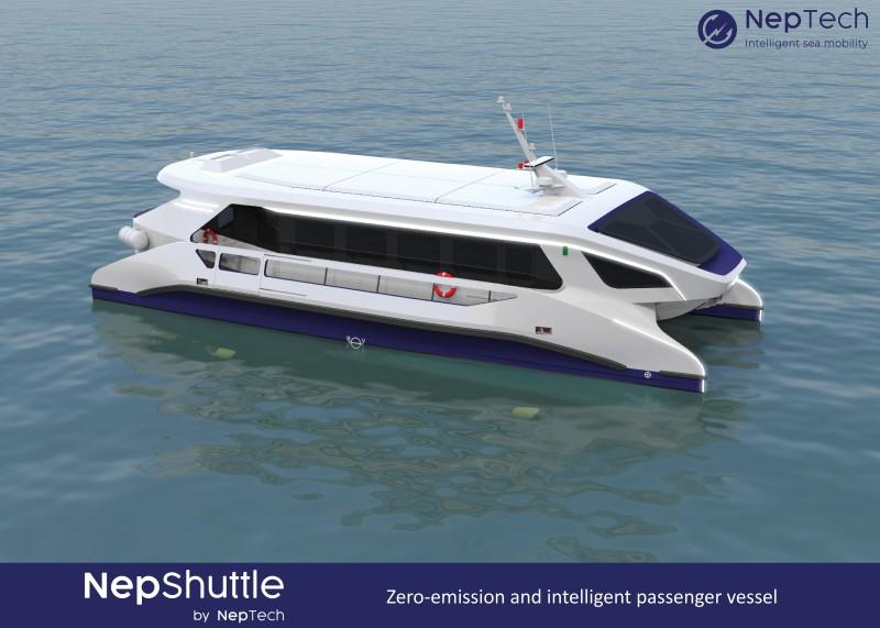NepShuttle - Navette maritime de transport de passagers
