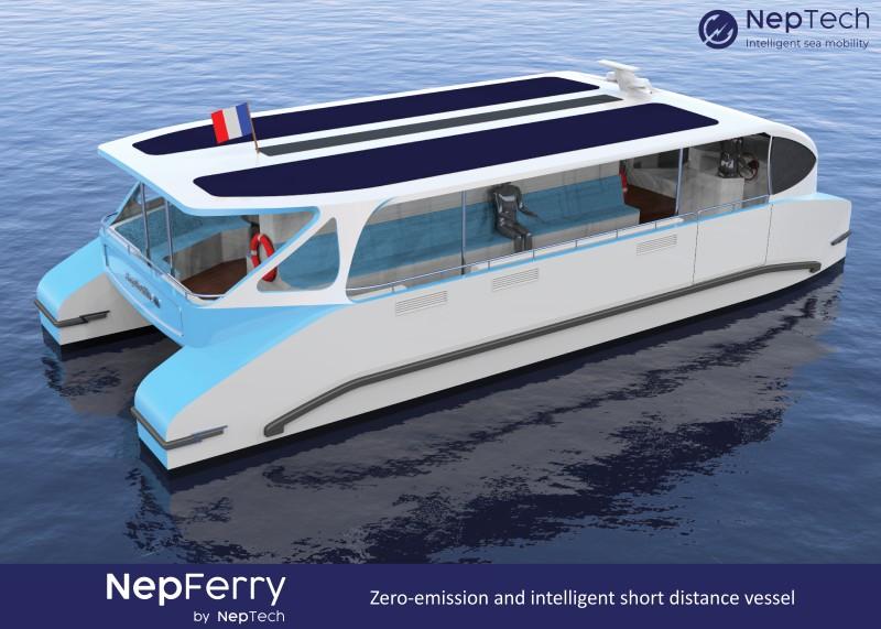 NepFerry - Passeur portuaire