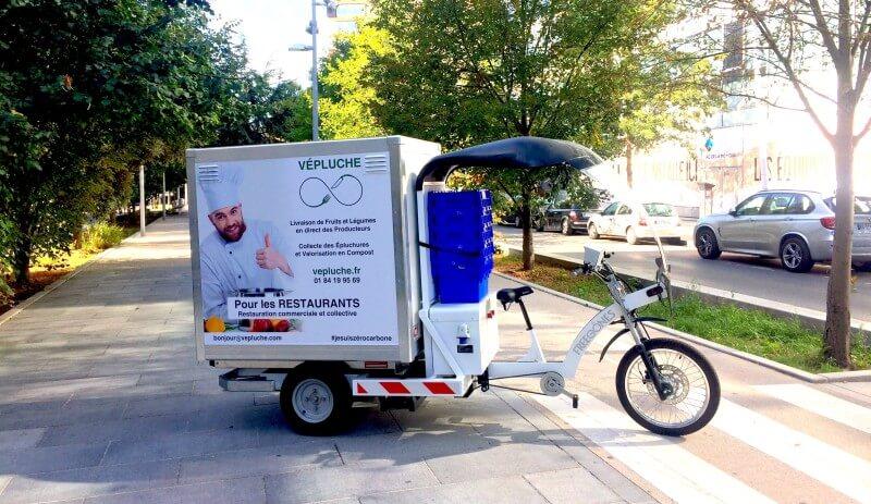 Nos vélos super cargos ont une charge utile de 300kg, avec zéro effort !