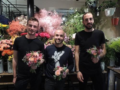 40% des fleuristes en ville adhèrent à notre pacte d'économie circulaire