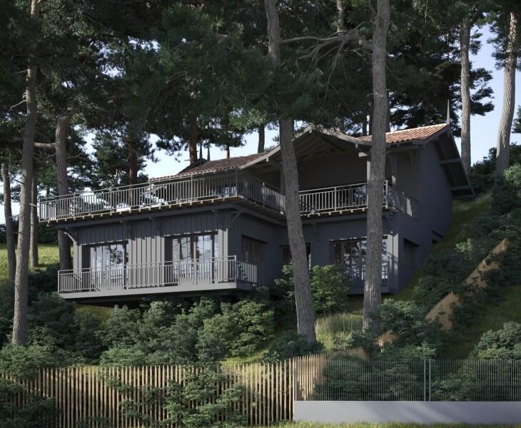 Visuel 2 maison du terrain à bâtir