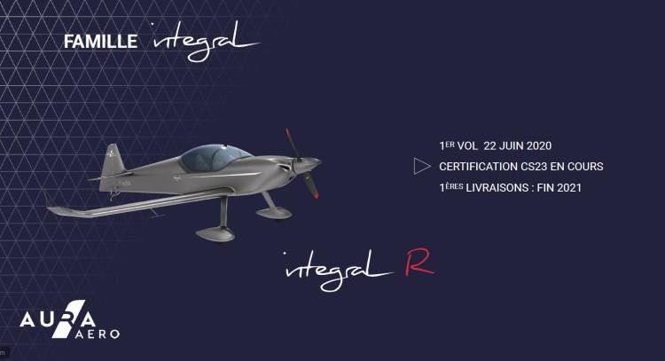 Integral R