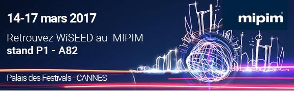 WiSEED au MIPIM 2017
