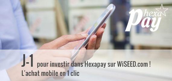 Dernier jour pour rejoindre l'aventure d'Hexapay !