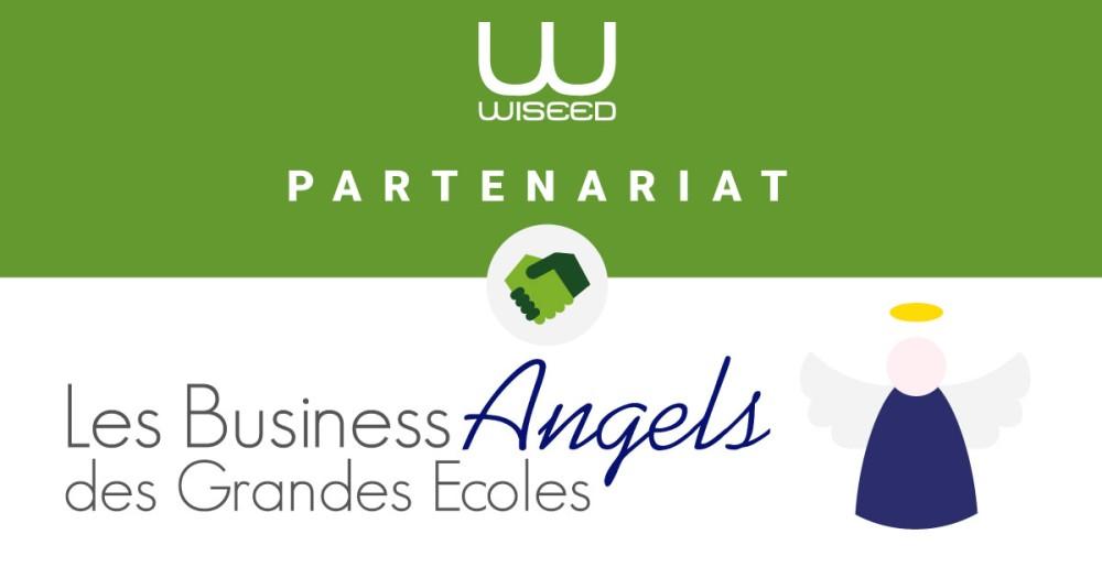 WiSEED, partenaire des Business Angels des Grandes Ecoles
