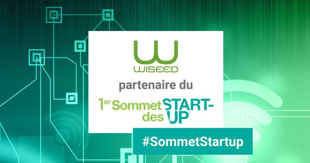WiSEED partenaire de Challenges à l'occasion du 1er Sommet des Startups