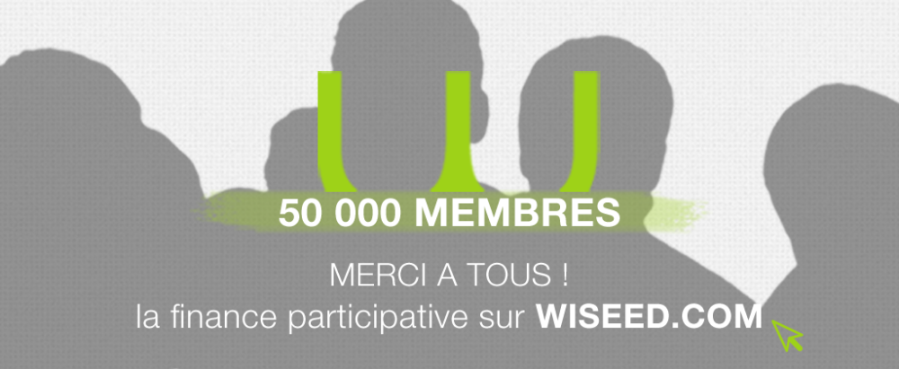 50 000 WiSEEders !