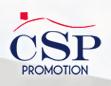 Logo CSP PROMOTION