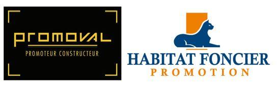 Logo PROMOVAL / HABITAT FONCIER