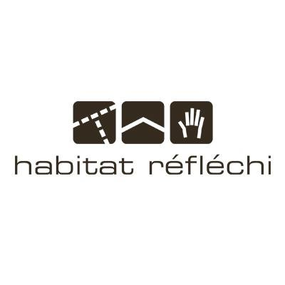 Logo HABITAT RÉFLÉCHI