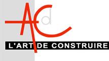 Logo L'ART DE CONSTRUIRE