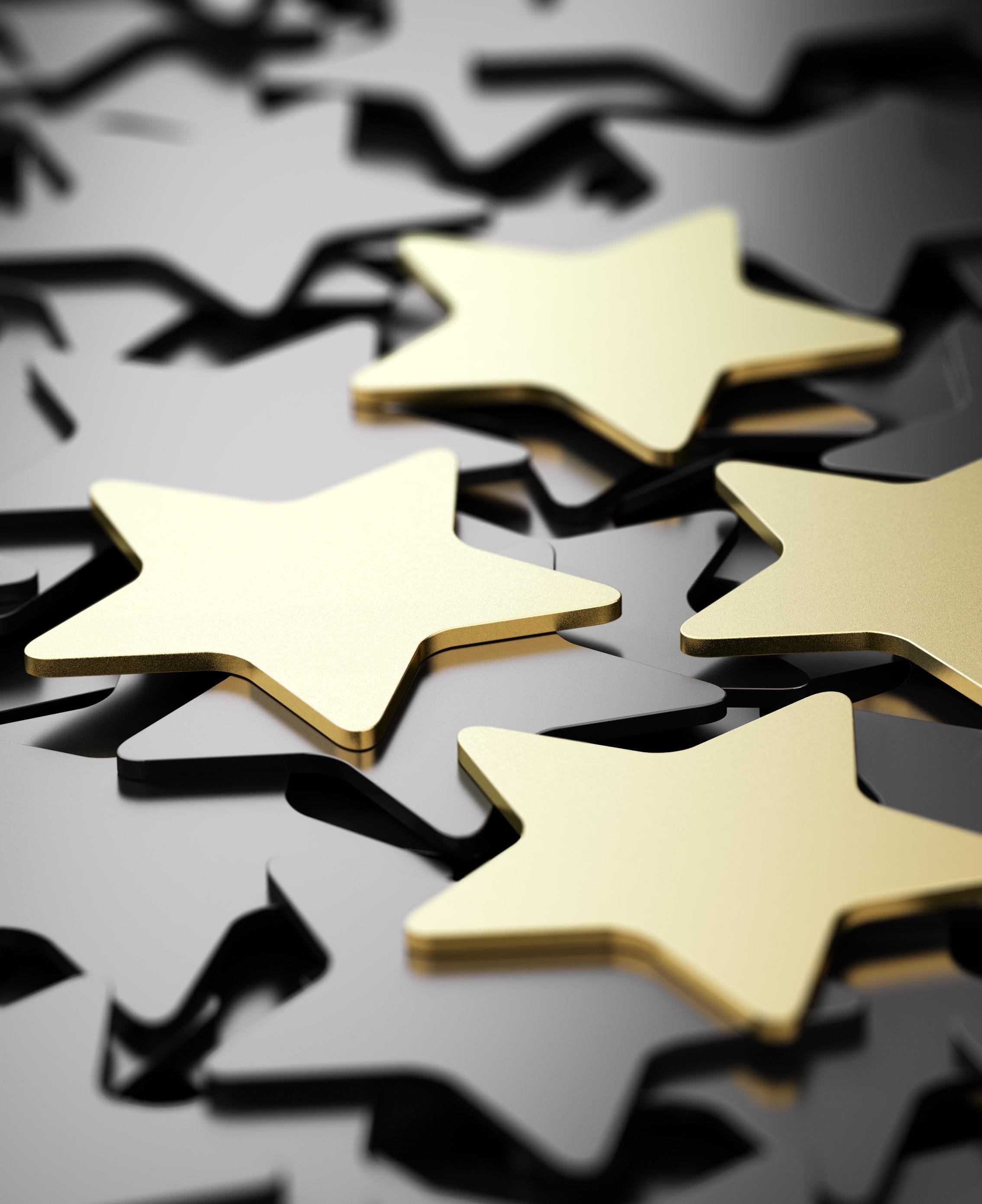 étoiles-or-notation