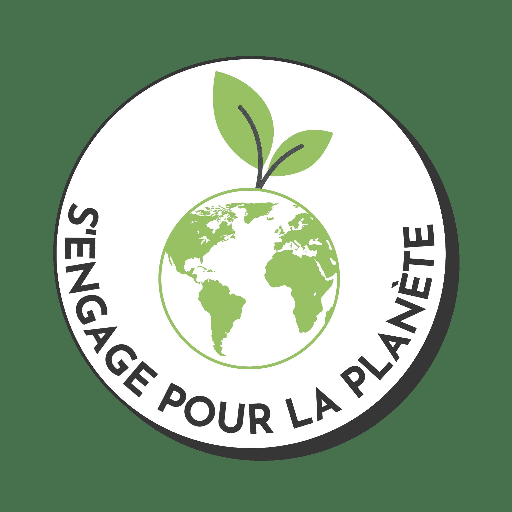 S\'engage pour la planète