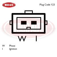 Plug diagram for ALT31016