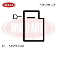 Plug diagram for ALT10206