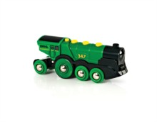 BRIO Engines and Trains