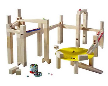 Haba Master Building Set Marble Run