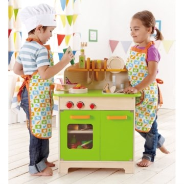 HAPE Gourmet Kitchen Green E3101