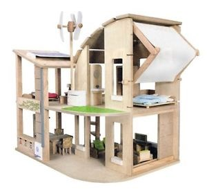 Eco dolls house