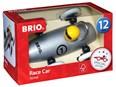 BRIO 2017 Silver Race Car Special Edition 30344