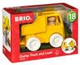 BRIO Dump Truck and Load 30373