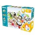 BRIO Builder Light Set 34593 120 Piece set including lights and Tools