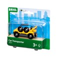 BRIO Car Transporter Blue 33577 for Wooden Train Set