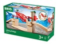 BRIO Lifting Bridge 33757 for Wooden Train Set
