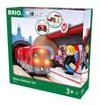 BRIO Metro Railway Set 33513 20 Piece Wooden Train Set - Great value