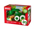 BRIO My Home Town - Tractor with Load 30307