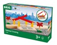 BRIO Level Crossing 33388 Wooden Railway Accessory