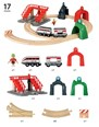 BRIO Smart Tech - Engine Set with Action Tunnels 33873 Automated Wooden Train