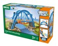 BRIO Smart Tech Lifting Bridge 33961 Automated Extra for Wooden Railway Set