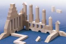 HABA - Large Starter Set  of Building Blocks (60) 1070   1070