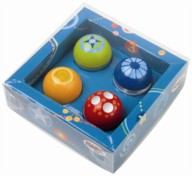 HABA - Discovery Balls SET of FOUR 3571 | 3571
