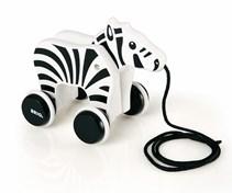 BRIO Pull-Along Zebra 30162 | 30162