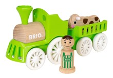 BRIO My Home Town - Farm Train Set 30267 | 30267
