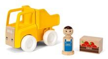 BRIO Dump Truck and Load 30373 | 30373