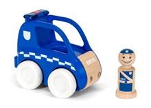 BRIO My Home Town - Light & Sound Police Car 30377 | 30377