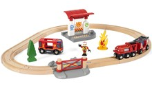 BRIO Rescue Fire Fighter Set 33815 | 33815
