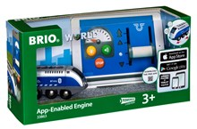 BRIO App Enabled Remote Control Engine 33863 | 33863