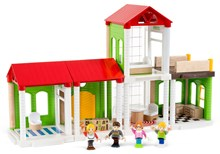 BRIO Village Family Home Playset 33941